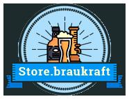 Store.Braukraft - профессиональный магазин пивоваров